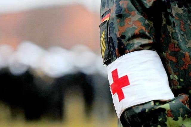 Erster Südwest-Landkreis fordert Amtshilfe der Bundeswehr an