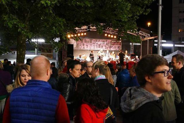 Rheinfelder Kulturnacht wird vermutlich verschoben