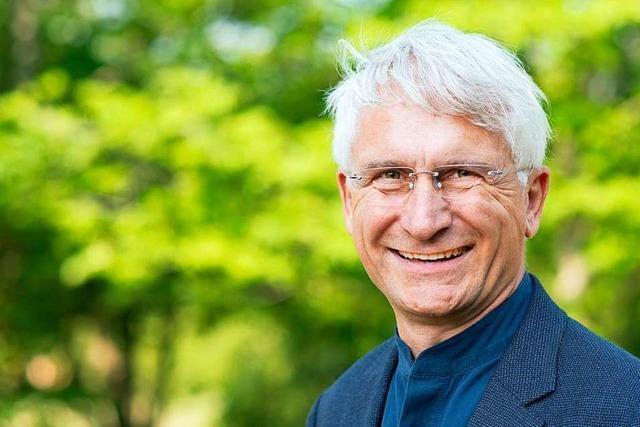 Gerhard Zickenheiner will erneut zur Wahl antreten