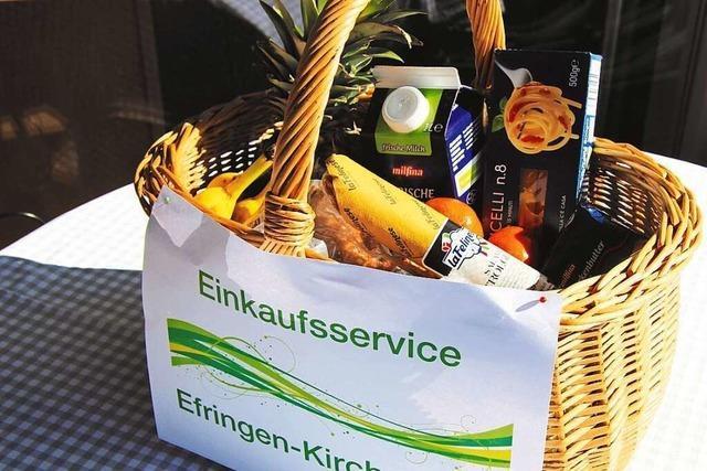 Der Bürgerbus in Efringen-Kirchen wird zum Einkaufsdienst