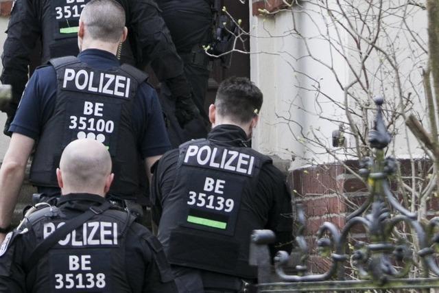 Razzia auch im Raum Freiburg – Seehofer verbietet Reichsbürger-Verein
