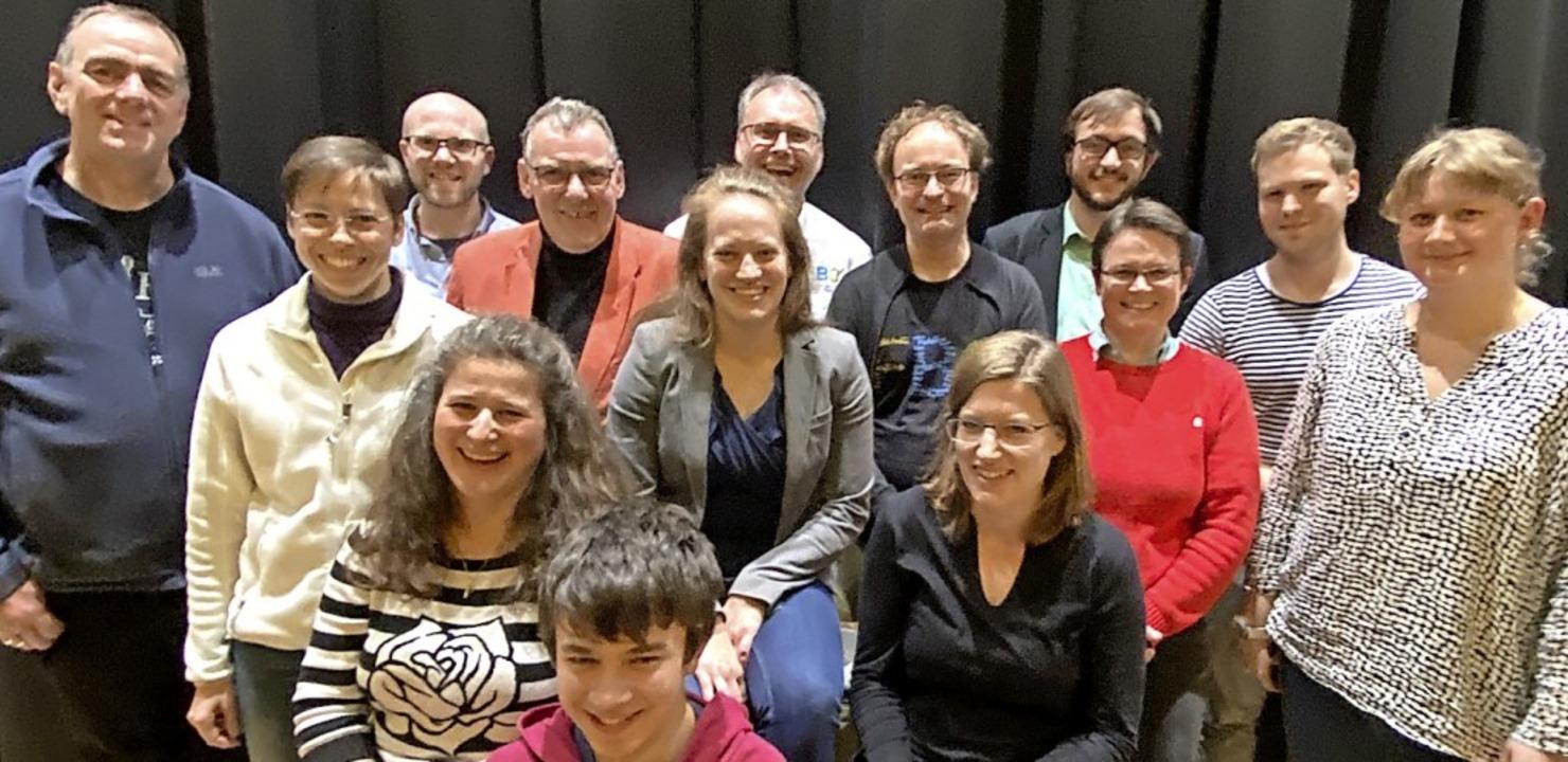 Der FBO-Vorstand (von links): Andreas ...Clemens Störkle und Julia Riedlinger.   | Foto: Guido Pöllmann