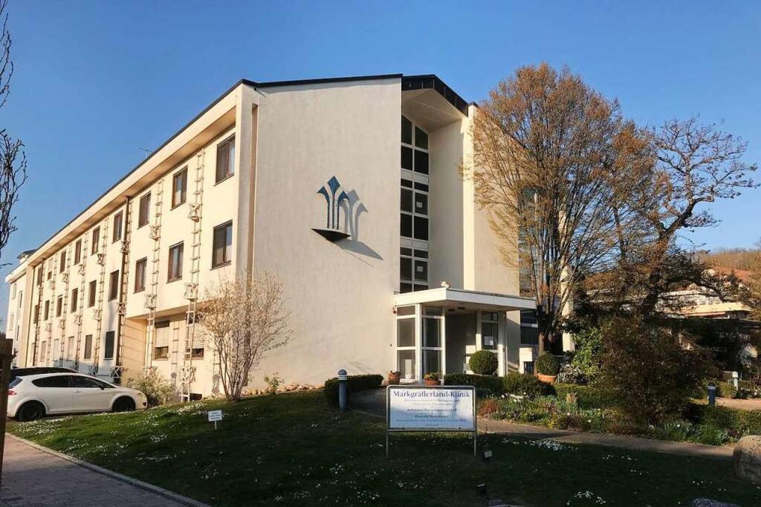 Patienten der Markgräflerland Klinik in Bad Bellingen wurden heimgeschickt.  | Foto: Jutta Schütz