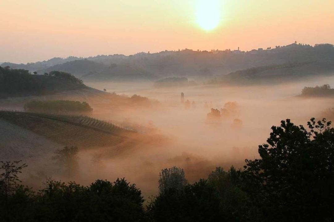 Sehnsuchtsorte wie diese Landschaft im...erzeit meist nur literarisch bereisen.  | Foto: Alexander Dick