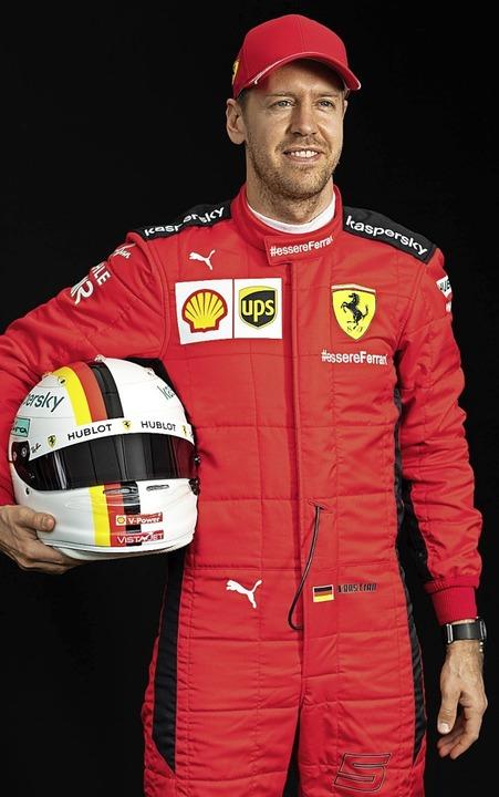 Sebastian Vettel  | Foto: Chris Putnam (dpa)