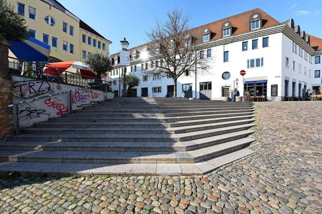 Keine Treffen mehr auf dem Augustinerplatz  | Foto: Rita Eggstein