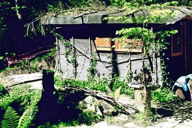 Streit um Hütten-Abriss in Hasel ist noch immer ungeklärt