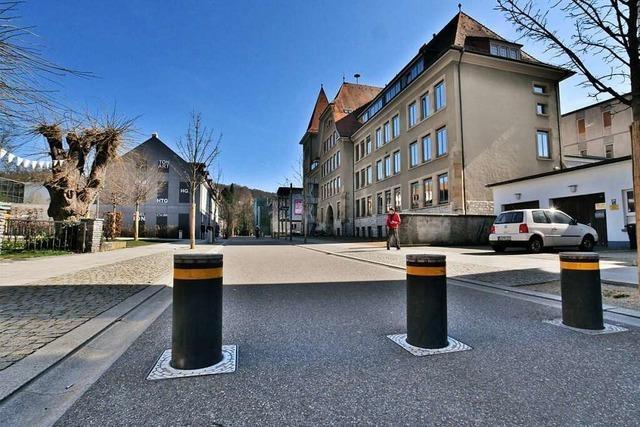 Die Notbetreuung lindert am Lörracher Campus nicht alle Not
