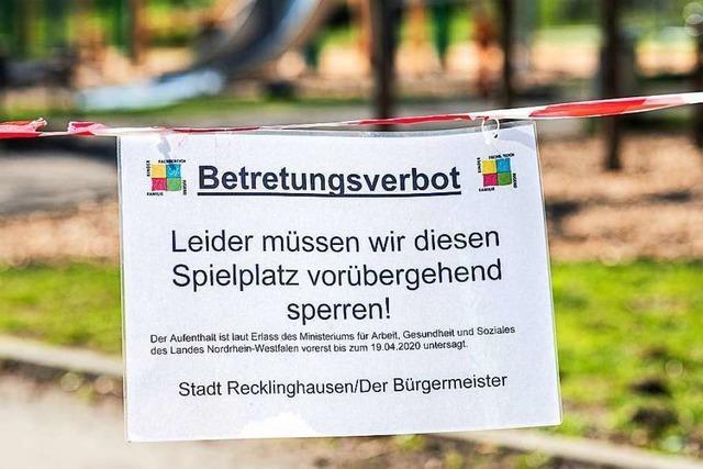 Auch Bad Krozingen, Staufen und Münstertal schränken Bewegungsfreiheit ab Samstag ein