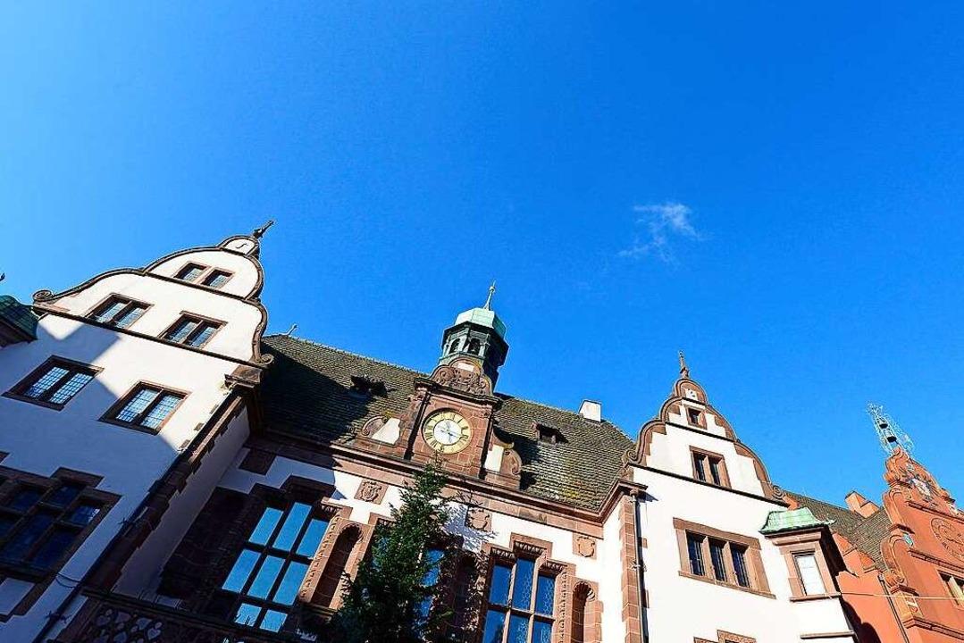 Die Fraktionen im Freiburger Rat  | Foto: Ingo Schneider