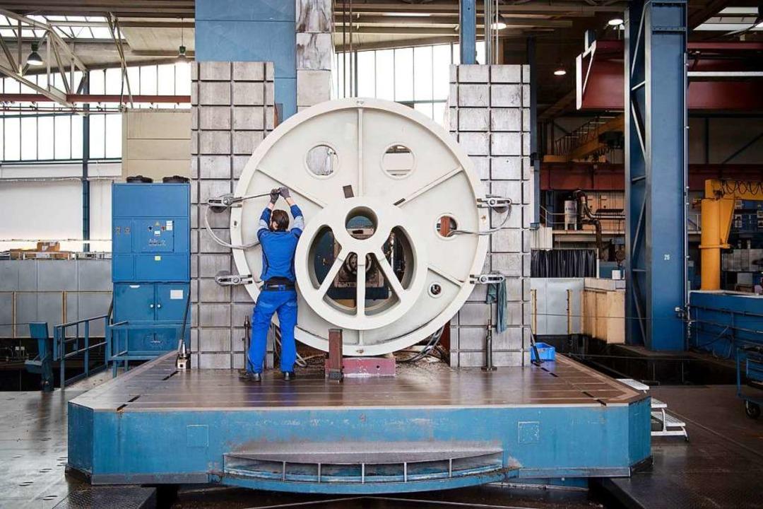 Die Metallindustrie hat einen Pilot-Tarifabschluss.   | Foto: Marijan Murat