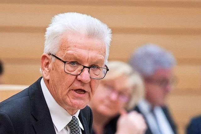 Baden-Württemberg verbietet Zusammenkünfte im öffentlichen Raum