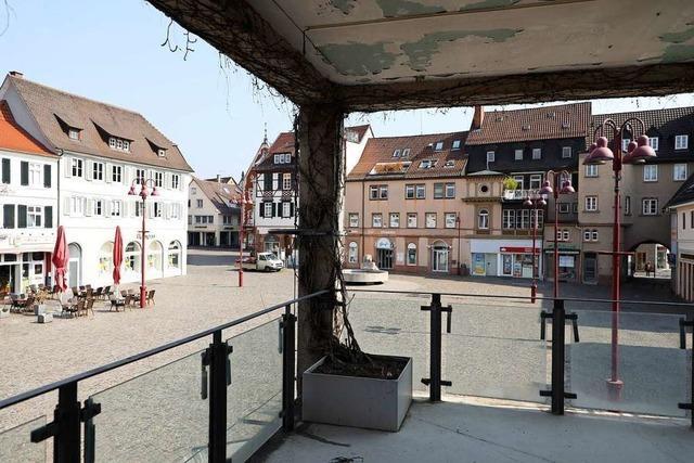 Die Stadt Lahr ordnet eine Ausgangsbeschränkung an