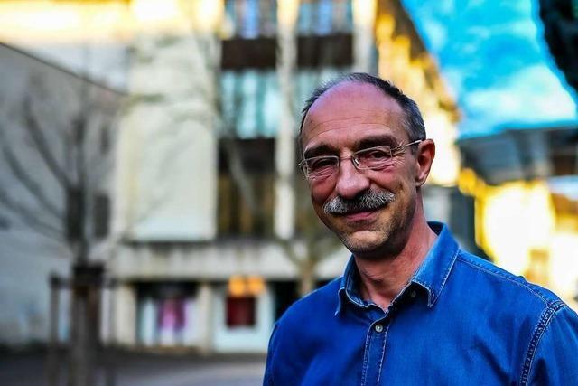 Ein Forscher arbeitet in Riehen an einem Impfstoff gegen das Coronavirus