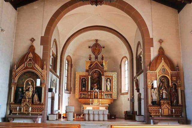 Wie die St. Antonius-Kirche nach Schuttertal kam