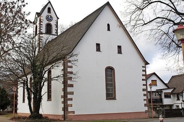 Kirche ist offen für Gebete