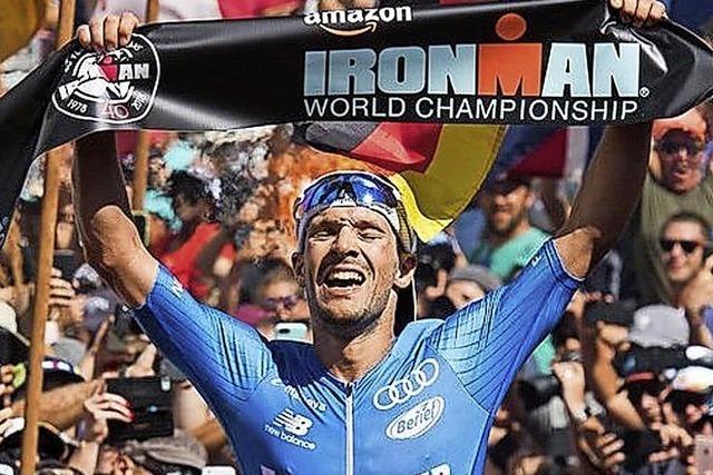 Ironman Patrick Lange: