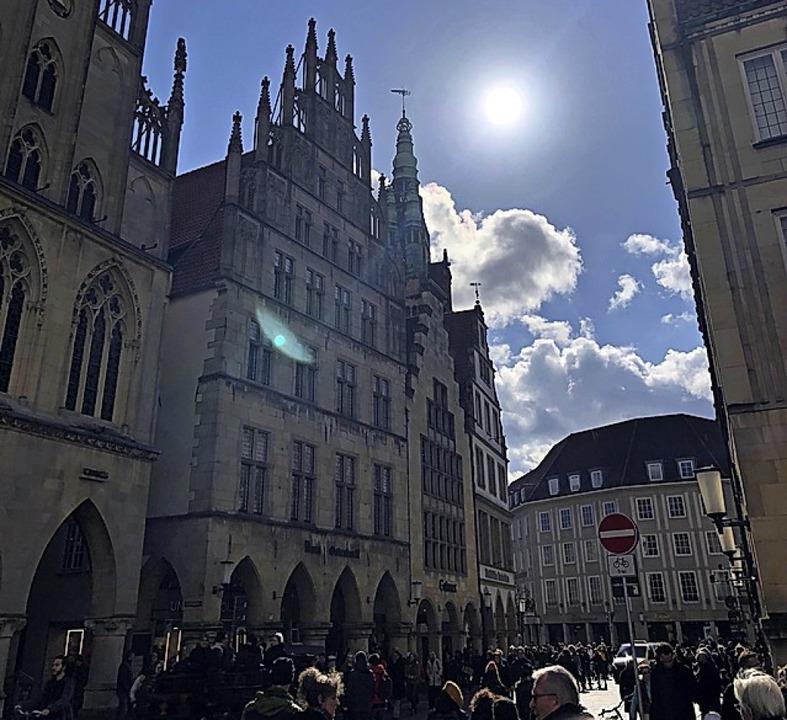 Altstadt, Münster    Foto: Ronja Vattes
