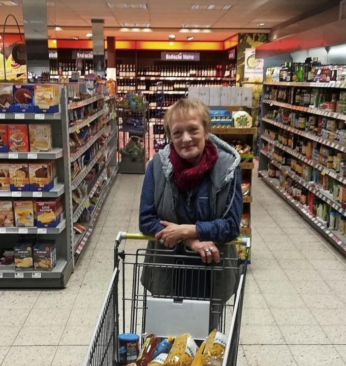 Genaue Angaben, was es einzukaufen gil...och ist die Inanspruchnahme verhalten.  | Foto: Karin Stöckl-Steinebrunner