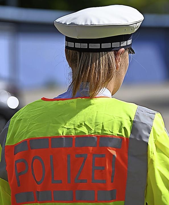 Auch die Polizei wird die Maßnahme überprüfen.     Foto: Jonas Hirt
