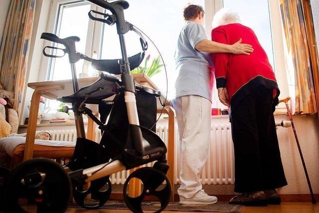 Pfleger und Kassiererinnen erweisen sich als die Stützen der Gesellschaft