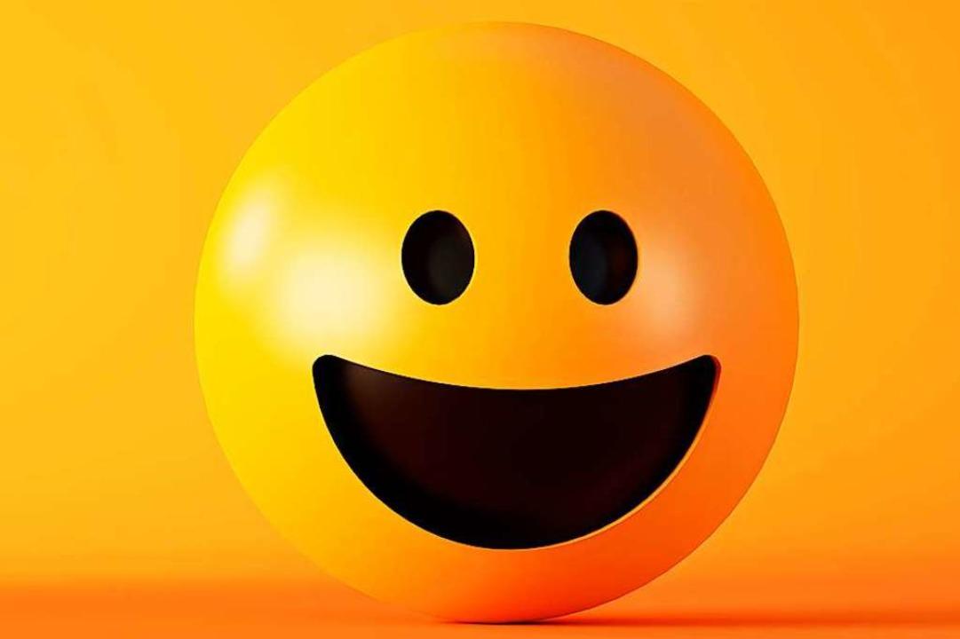 Ha-ha-ha-ha – herzhaftes Lachen setzt Glückshormone frei.  | Foto: tostphoto - stock.adobe.com