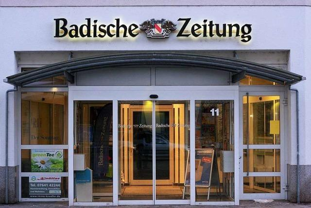 Unser Service, auch wenn die BZ-Geschäftsstellen geschlossen sind
