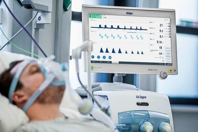 Baden-Württemberg nimmt schwerstkranke Corona-Patienten aus dem Elsass auf