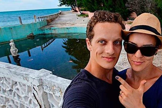 Zwei Hamburger reisen an die berühmten Drehorte der James-Bond-Filme