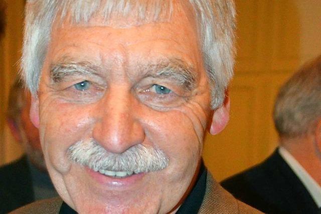 Trauer um den langjährigen CDU-Stadtrat Peter Zulauf