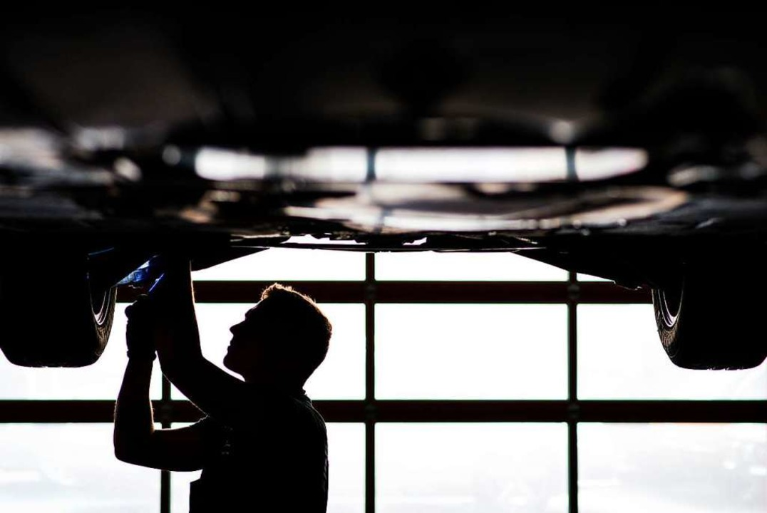 Auch in der Coronakrise sind Reparaturen und Inspektionen möglich.  | Foto: David Ebener