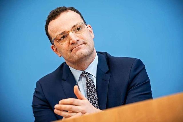 Spahn will Krankenhäuser mit 7,8 Milliarden Euro unterstützen