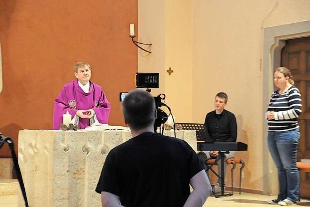 Online-Gottesdienst aus der Katholischen Bernhardskirche in Schopfheim