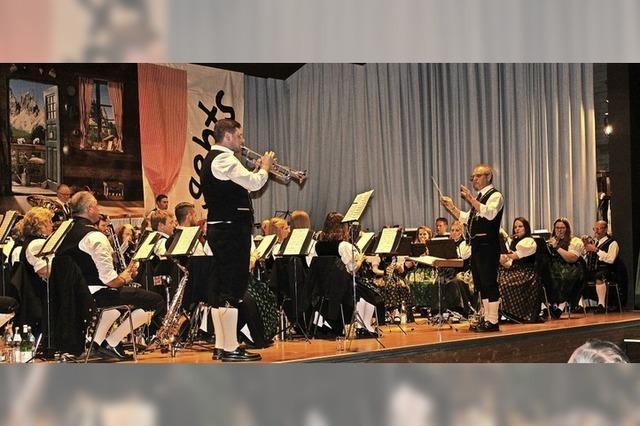 Die jungen Musiker übernehmen