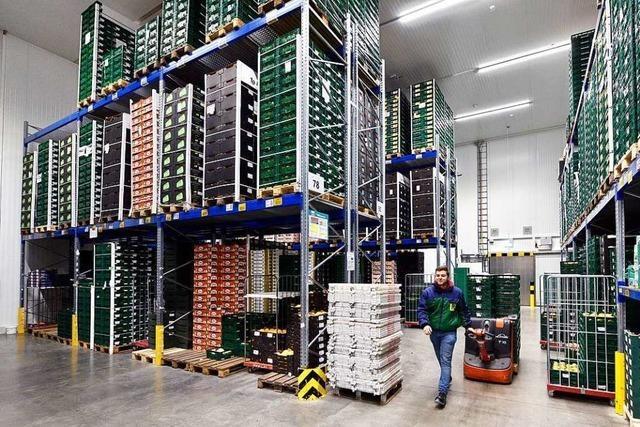Im Freiburger Lebensmittelhandel geht der Nachschub so schnell nicht aus