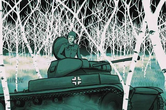Die Kriegserlebnisse des Großvaters leben im Enkel weiter