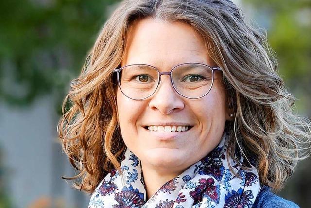 Kandern macht Simone Penner im ersten Wahlgang zur Bürgermeisterin