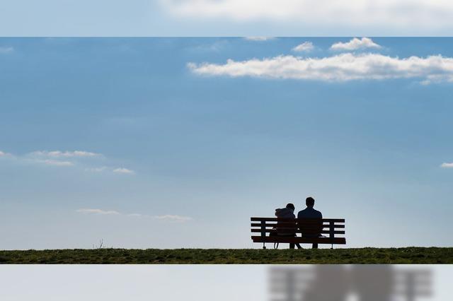 Nur allein oder zu zweit nach draußen
