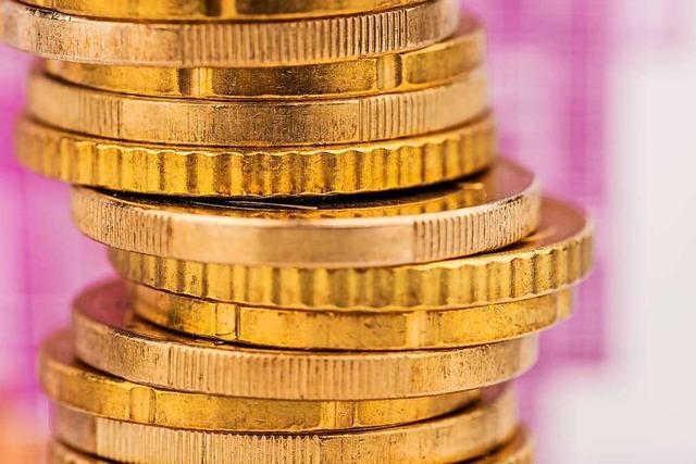 Warum haben Euromünzen Rillen an der Seite?