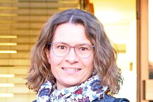 Kanderns neue Bürgermeisterin Simone Penner steht parat