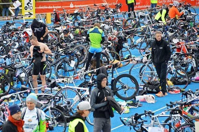 Der Sparkassen-Triathlon in Rheinfelden findet nicht statt