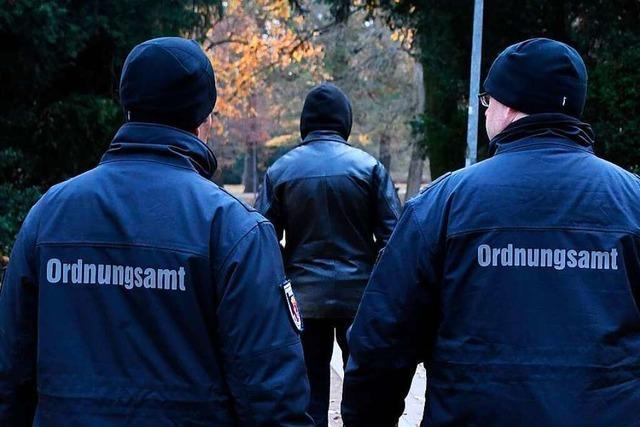 Weil am Rhein hat den Gemeindevollzugsdienst verstärkt