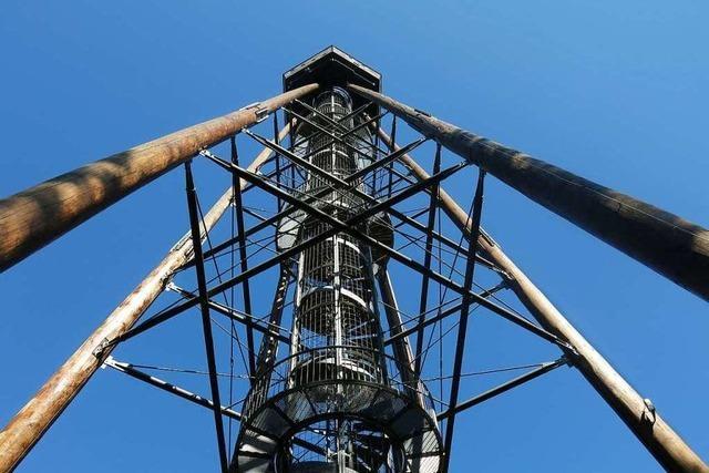 Emmendingen: Eichbergturm geschlossen