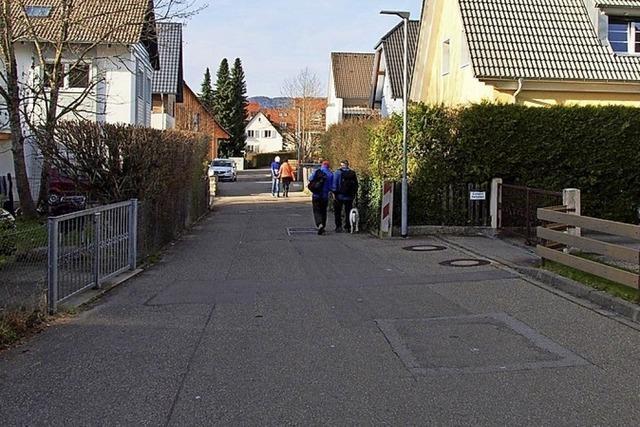 Schulhausstraße wird erneuert