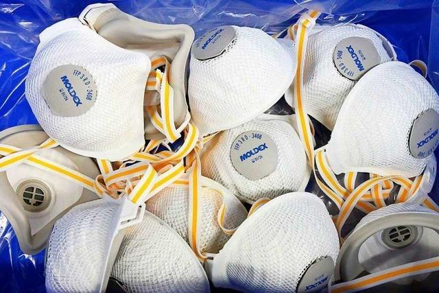 Ortenau-Klinikum stellt täglich 1000 Atemschutzmasken selbst her