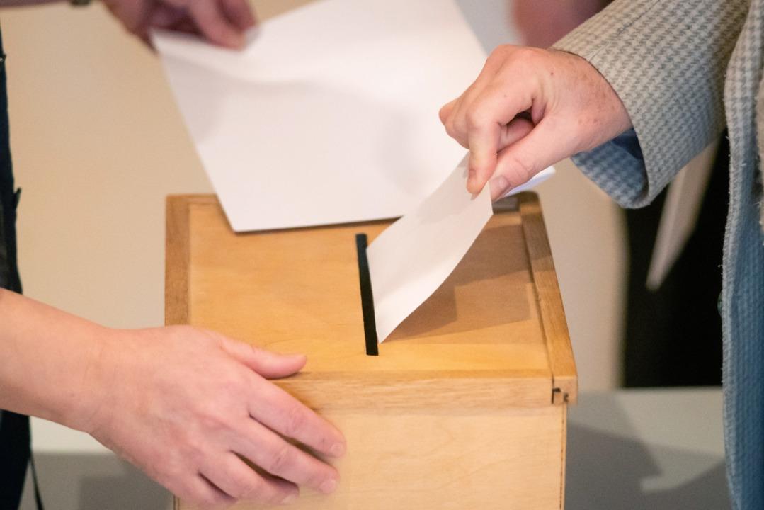 Wird die Bürgermeisterwahl stattfinden?  | Foto: Ronald Bonss