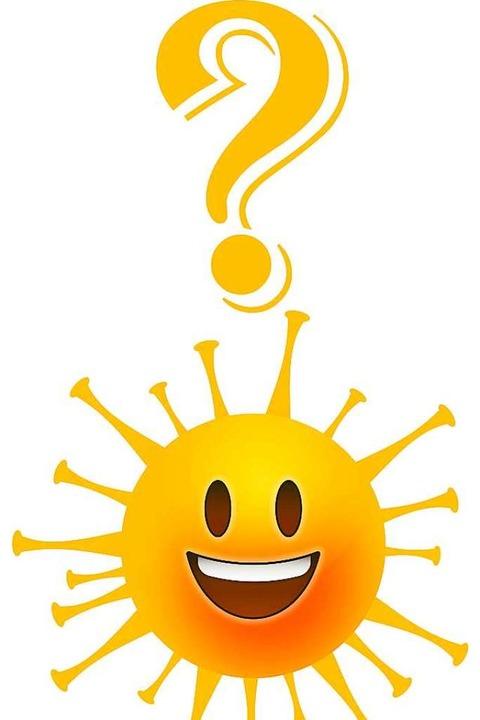Humor ist, wenn auch das Virus lacht?  | Foto: Tatoman (adobe.stock.com)/cienpiesnf (adobe.stock.com)
