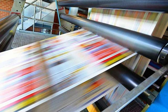 Badische Zeitung erscheint mit neuer Ausgabenstruktur