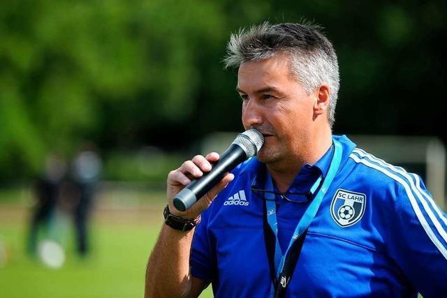 Frank Müller vom SC Lahr: Ein Final Four im Kampf um den Aufstieg