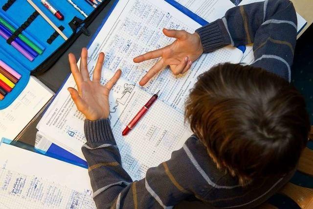 Arbeitsblätter, Lernvideos und Unterricht per Videokonferenz